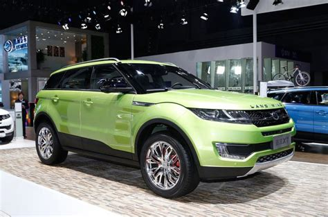land wind no issues with land rover over chinese range rover