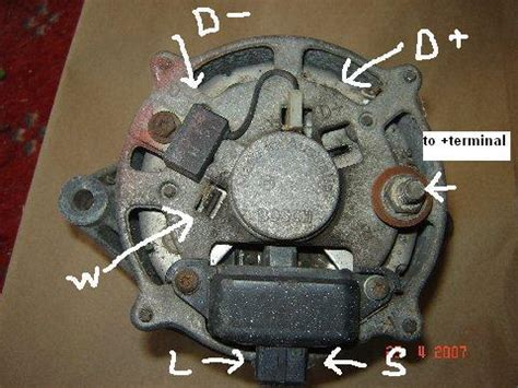 bosch alternator help oldholden