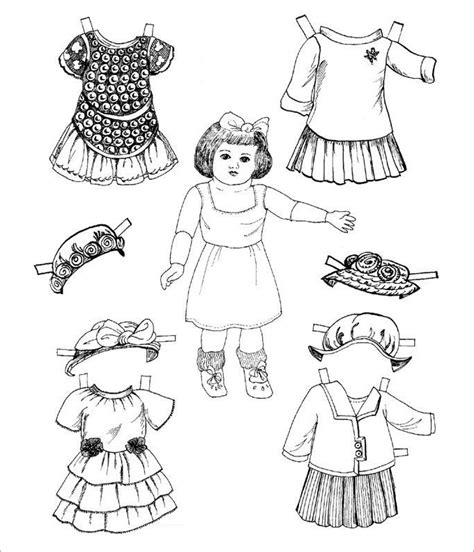 fashion doll template fashion paper dolls template www pixshark images