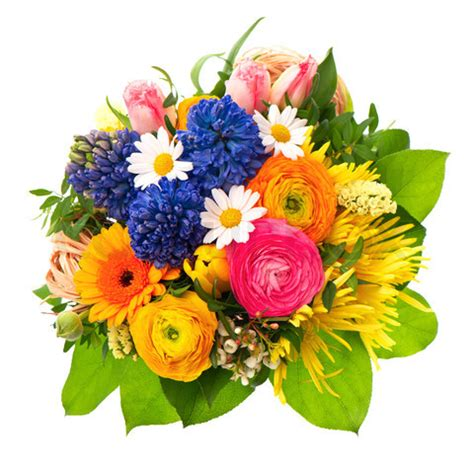 Colorful Spring Flowers Bouquet | flowers bouquet images quotes quotesgram