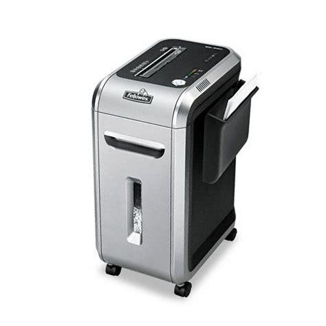 best type of paper shredder fellowes fel3229901 heavy duty sb 99ci confetti cut
