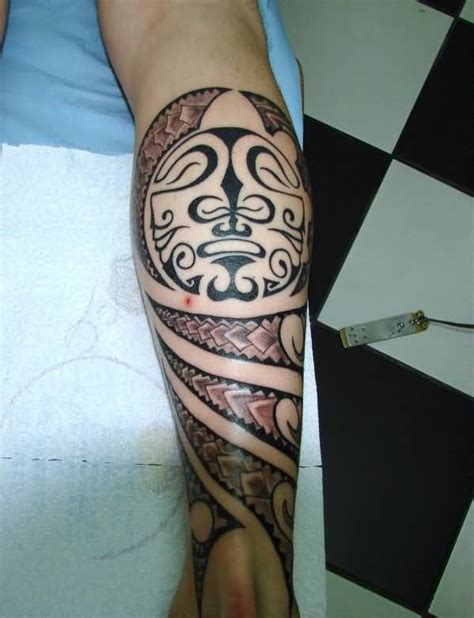 african tribal mask tattoos tribal mask leg design for tattooshunter