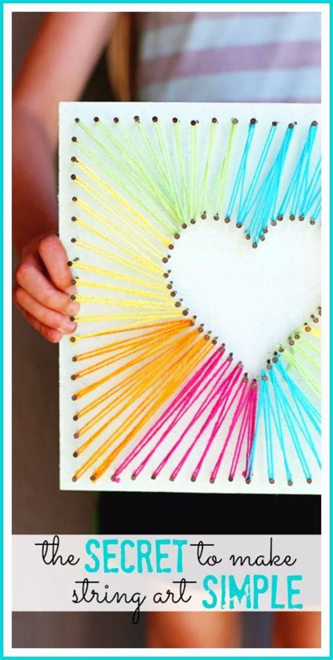 diy projects fun 40 insanely creative string projects cool diy