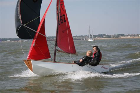 dinghy boat classes mirror class at the rya dinghy sailing show
