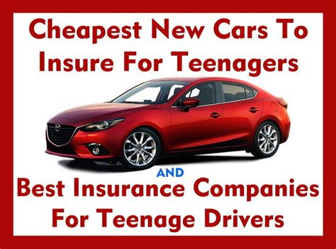Cheapest Car Insurance For Teenagers   2017   2018 Best