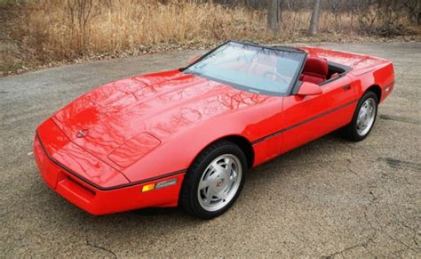 books on how cars work 1989 chevrolet corvette instrument cluster video zora s 1989 corvette sells for 27 000 at russo and steele corvette sales news
