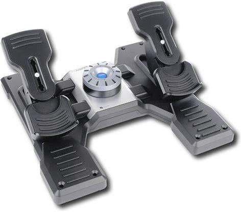 Saitek Pro Flight Rudder Pedals saitek pro flight rudder pedals pz35 best buy
