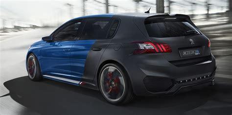peugeot sports models peugeot 308 r hybrid could become flagship peugeot sport