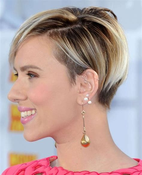 shory hair styles for thick hair with ear cut out 35 fabulous short haircuts for thick hair