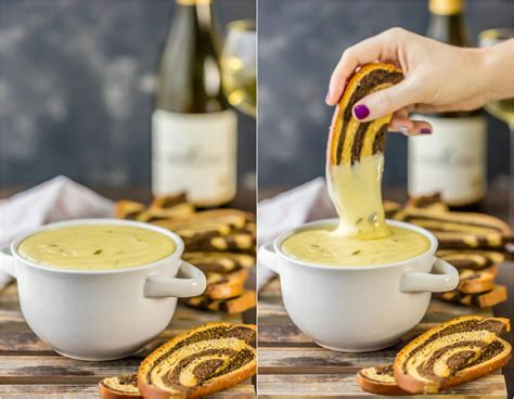 The Most Fabulous Fondue by Easy White Wine Fondue The Cookie Rookie