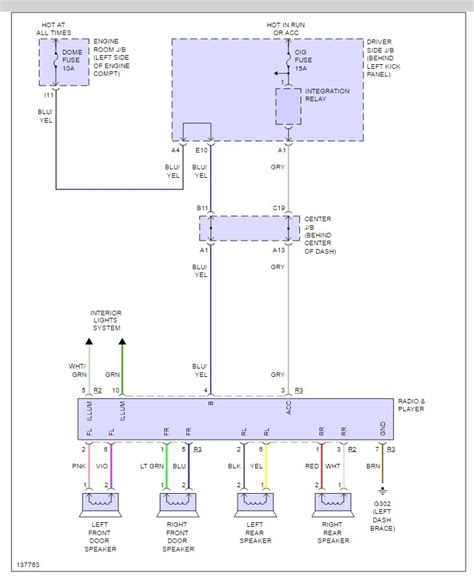 92 95 honda civic si radio wiring diagram 92 honda civic