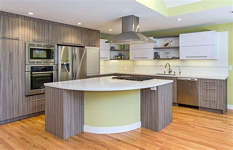 Mountain View Italian Kitchen by Contempo Mountain View Bay Area Cabinetry