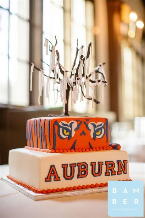 212 best Auburn Cakes images on Pinterest