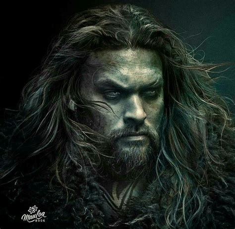jason momoa as aquaman hunk pinterest jason momoa