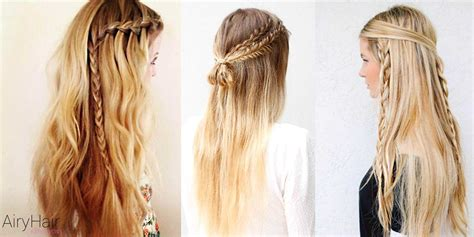 Bohemian Hairstyle by 10 Best Chic And Creative Boho Hairstyles