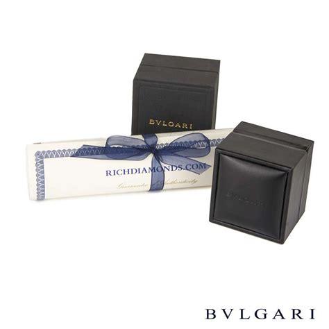 Bvlg White Set bvlgari 18k white gold multi gem set allegra ring an852714 rich diamonds of bond