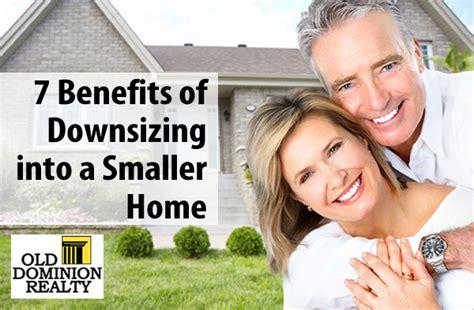 benefits of downsizing 7 benefits of downsizing into a smaller home