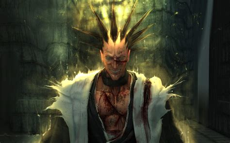 wallpaper anime realistic kenpachi zaraki wallpapers wallpaper cave