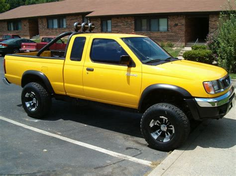 2000 nissan frontier lifted nissan frontier forums my first 4x4 2000 nissan frontier
