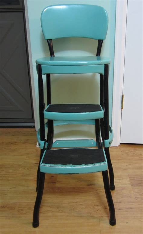 Kitchen Step Stool Retro by Retro Step Stools For The Kitchen