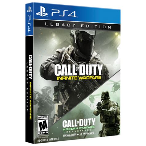 Ps4 Call Of Duty Infinite Warfare Legacy Edition Asia Call Of Duty Infinite Warfare Legacy Edition Ps4