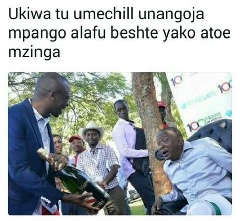 guy storytelling  uhuru kenyatta memes