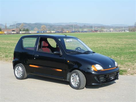 fiat seicento sporting abarth fiat seicento sporting abarth pictures photos