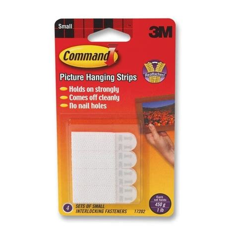 command large picture hanging strips walmart ca 3m command removable picture hanging strips set of 4