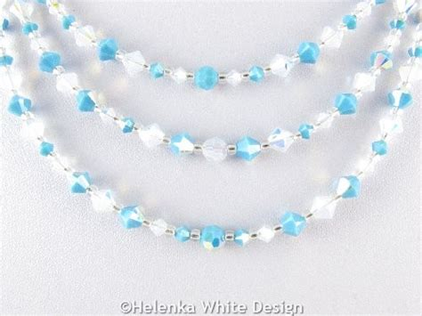 turquoise opal turquoise and opal necklace helenka white design