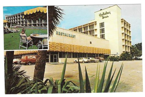 Does Holiday Inn Have Gift Cards - fl gainesville holiday inn university center motel vintage postcard florida
