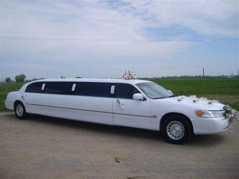 wedding limousine kingston wedding limousine rental services