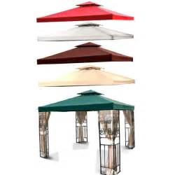 gazebo canopy replacement 12x12 replacement cover on sale