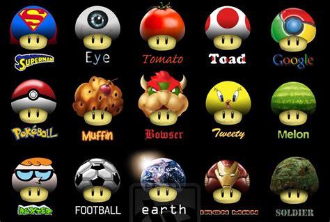 Universal Super Mario?s Mushroom Gadgetsin