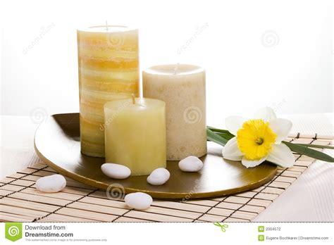 imagenes relajantes con velas velas del aroma de conjunto de la terapia fotograf 237 a de