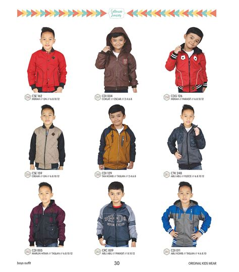 Jaket Sweater Anak Perempuan Catenzo Junior Original Distro Cdg 127 produk terbaru catenzo junior katalog 2018 fashion