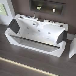badewanne whirlpool badewanne kos 2 personen mit bachlauf im vergleich