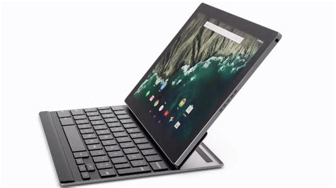 c android pixel c android convertible tablet mit magnetischer tastatur heise