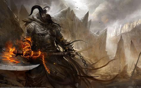 fantasy art wallpaper 2560x1600 75367 warrior wallpaper 2560x1600 66232