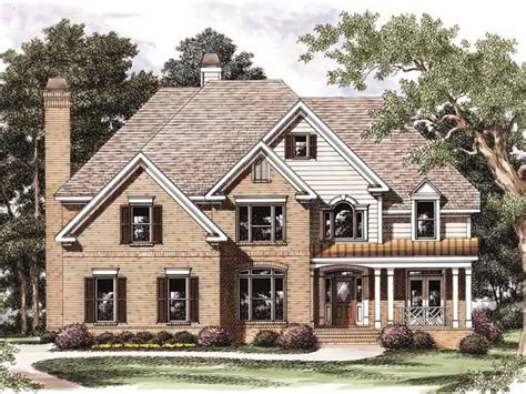 Eplans New American House Plan Neoclassical Masterpiece Www Eplans House Plans