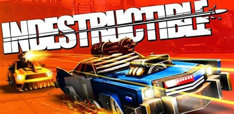 glu mobile free indestructible is a car combat android from glu mobile