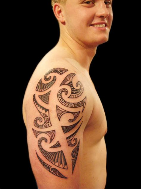 nice tattoo for hand 25 adorable polynesian tribal tattoos creativefan