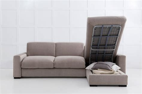 sleeper sofa with storage corner sofa bed with storage home furniture design