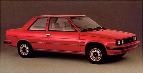 1984 renault alliance franco american with an aftertaste the new york times