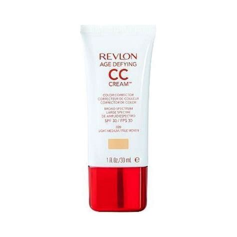 Revlon Age Defying revlon age defying cc light medium 020