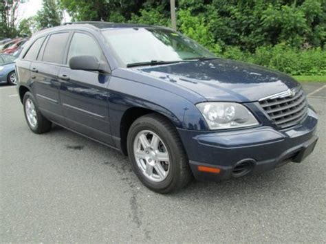 2006 Chrysler Pacifica Specs by 2006 Chrysler Pacifica Awd Data Info And Specs Gtcarlot