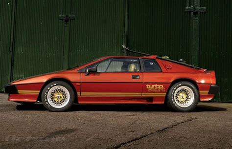 lotus for your only for your only lotus esprit turbo i lotus cars