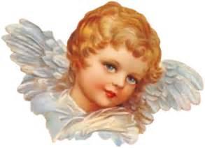 Tiny angels deviantart com angels angels unaware vintage image