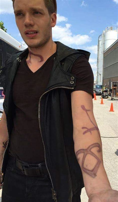 dominick brascia just b cause shadowhunters just b cause