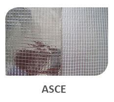 Aluminium Foil Single Sided Brand Polyfoil sided reflective aluminized polyester