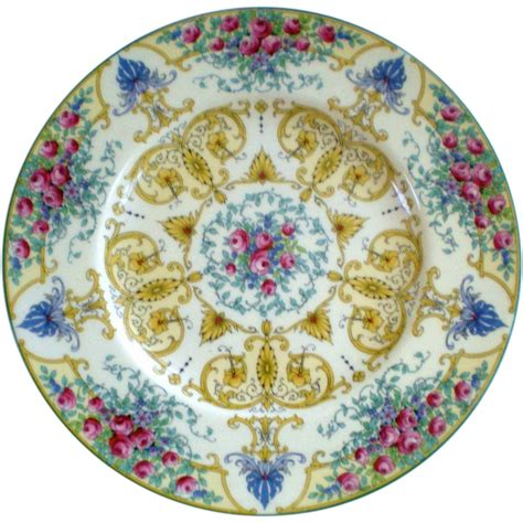 Cabinet Plates by Beautiful Set Of 8 Royal Worcester 10 3 8 Quot Cabinet Plates